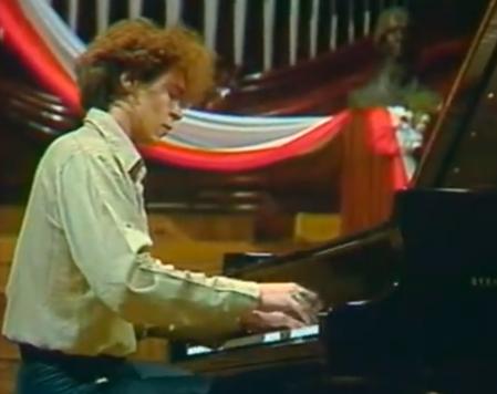 Ivo Pogorelich chơi Scherzo No 3 tại cuộc thi piano Chopin năm 1980