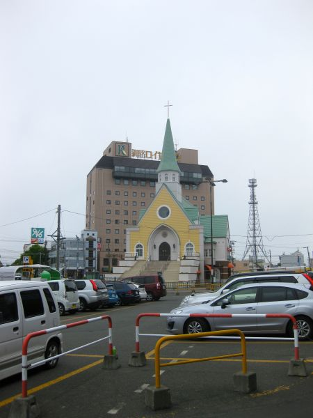 Kushiro station 2