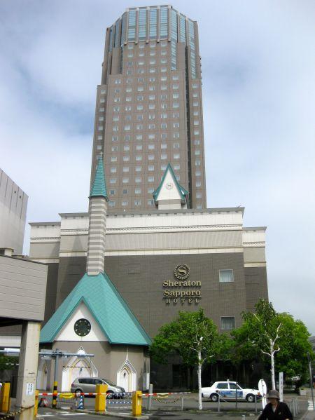 Sheraton Sapporo 1