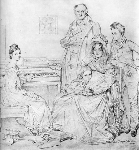 1818-Famille-Stamaty-Ingres