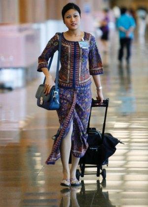 MERIAN Editors Blog Flugbegleiterinnen