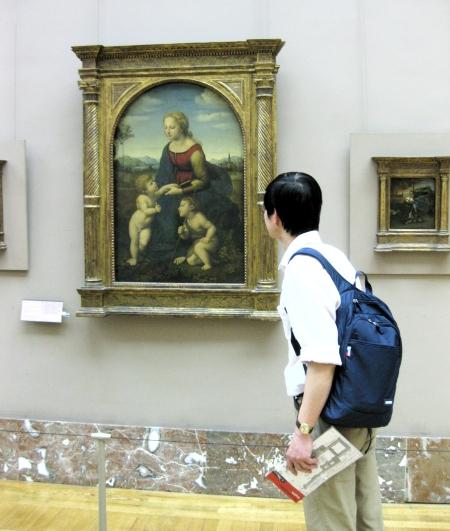 La Belle Jardinière của Raphael