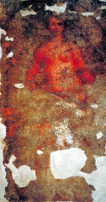 Giorgione, Một trích đoạn còn sót lại từ bích hoạ mặt tiền Fondaco dei Tedeschi