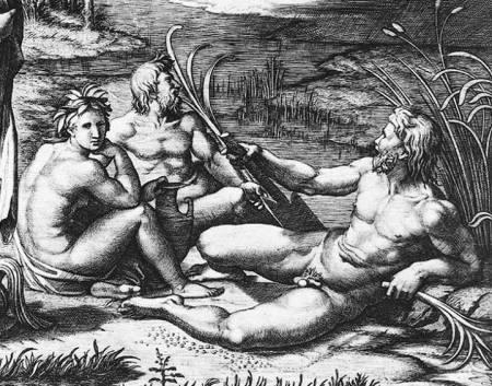 Raphael Trích đoạn bức