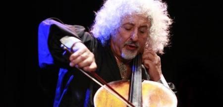 Danh cầm cello Mischa Maisky