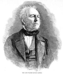 Walter Savage Landor (1775 - 1864)