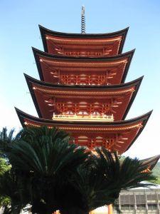 Chùa năm tầng Goji-no-to
