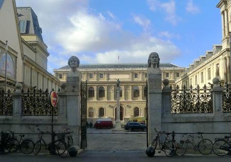 Trường Mỹ thuật Paris, số 14 phố Bonaparte