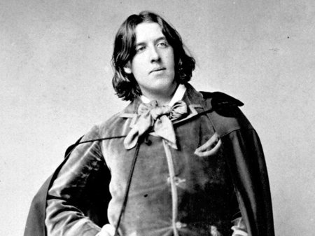 Oscar Wilde (ảnh chụp năm 28 tuổi)