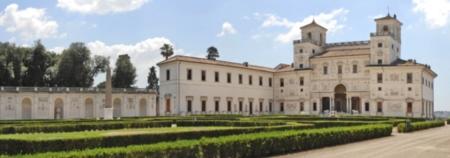 Villa Medicis ở Rome