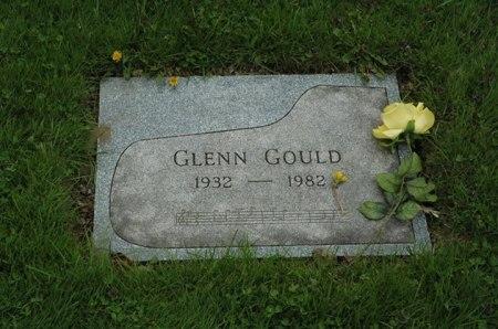 Mộ Glenn Gould