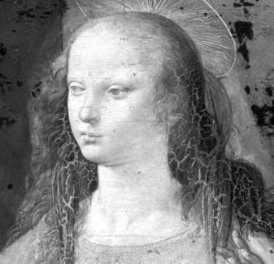 Leonardo da Vinci, Lời truyền tin (trích đoạn)