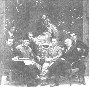Các nhà phục chế Nga trước bức