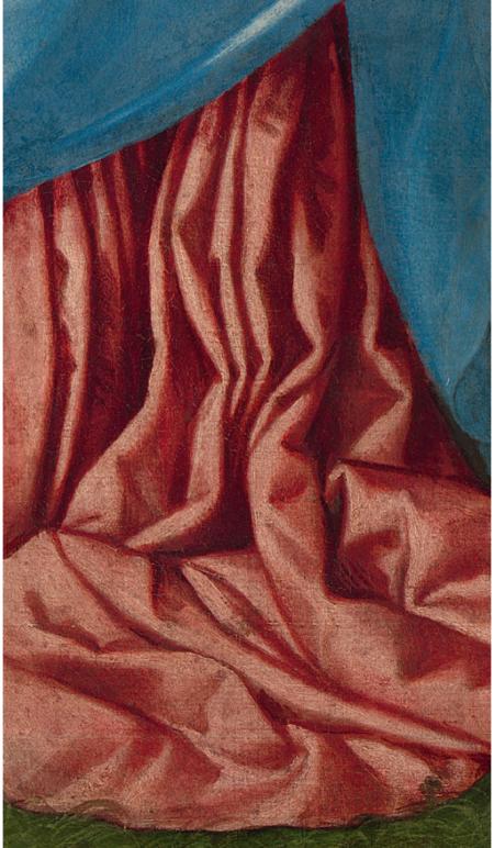 Áo của Đức Mẹ Đồng Trinh trong bức