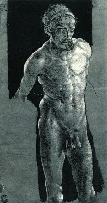 Albrecht Durer Tự hoạ (kh. 1509)