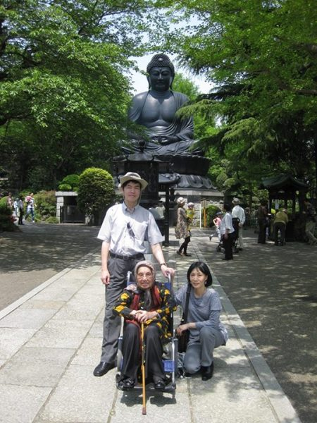 Thăm Đại Phật ở Tokyo