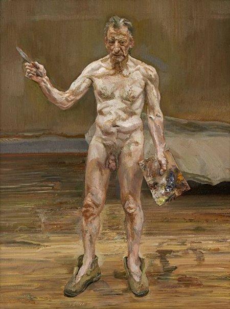Lucian Freud Tự họa (1993)