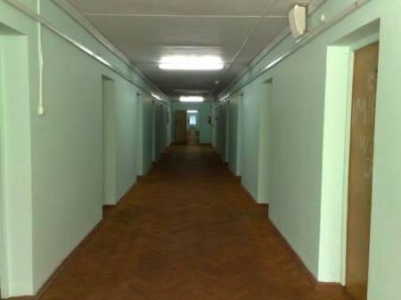 Hành lang bên trong ký túc xá (Ảnh từ internet)