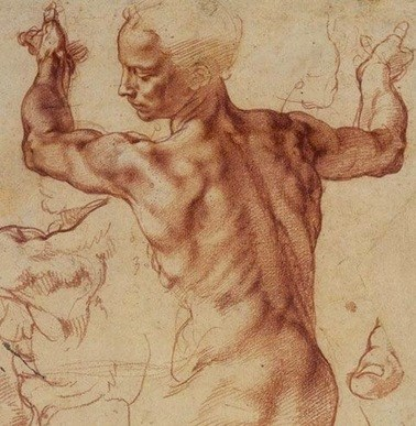 Dessin của Michelangelo