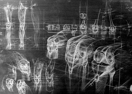 Vẽ dessin theo tiếp cận cấu trúc của Nga