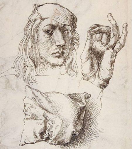 Dessin của Dürer