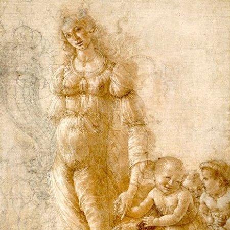 Dessin của Botticelli